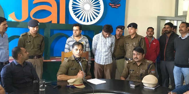 Kidnapping Case Of Property Dealer Manoj Kumar Gupta Solved