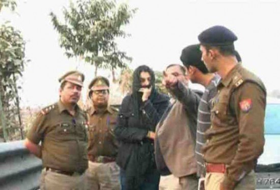 Kidnapping Of Ghaziabad Woman Dipti Sarna Devendra Arrested By Sonepat Police