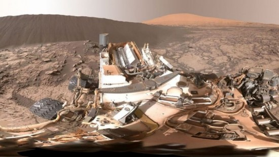 Nasa-Releases-360-Degree-Image-Of-Red-Planet-Surface