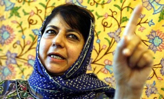 PDP President Mehbooba Mufti Breaks Silence Says Jammu And Kashmir Needs Specific CBM From Centre