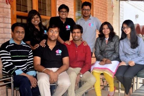 Qriyo Raises 160K Dollar In Seed Funding From Idein Ventures
