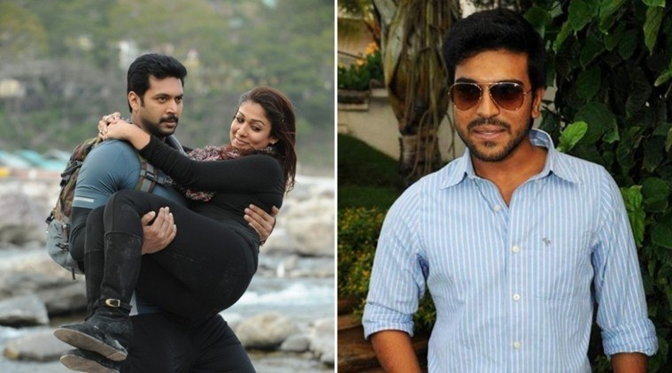 Ram Charan Doing Remake Of Tamil Film Thani Oruvan