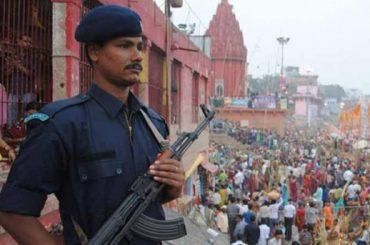 Delhi Mumbai Uttar Pradesh On High Alert On Maha Shivratri Due To Terror Threat