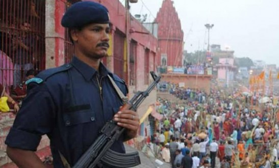 Delhi Mumbai Uttar Pradesh On High Alert On Maha Shivratri Due To Terror Threat