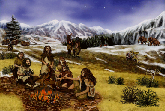 France: Neanderthals May Have Started Fires Using Combustion Chemistry