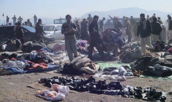 Pakistani Taliban Says It Targeted Christians In Gulshan-e-Iqbal Park On Sunday Killed 65