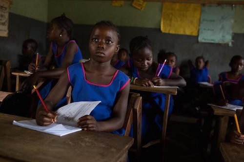 Pregnant Girls Expelled For Being Negative Influences Back At School IN Sierra Leone