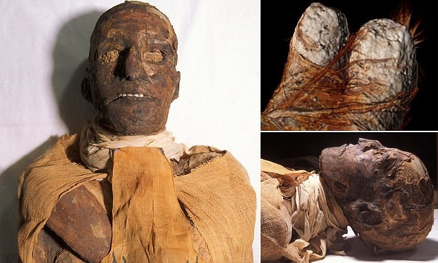 Ramesses III Gruesome Murder Revealed: Pharaoh Was Killed By Multiple Attackers Who Cut Off His Big Toe And Slit His Throat