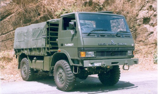 Tata Motors Receives Additional Order From Indian Army For 619 HMV Trucks
