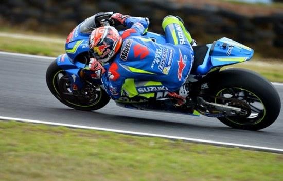 World Champion Jorge Lorenzo Heads Second Day Qatar Test MotoGP