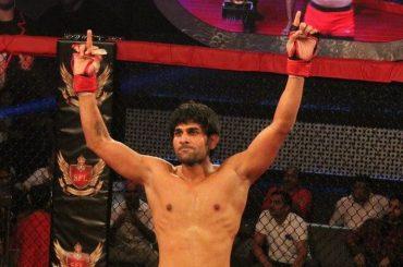 TUF alum Tommy Hayden to face SFL veteran Sandeep Yadav at Full Metal Dojo 9