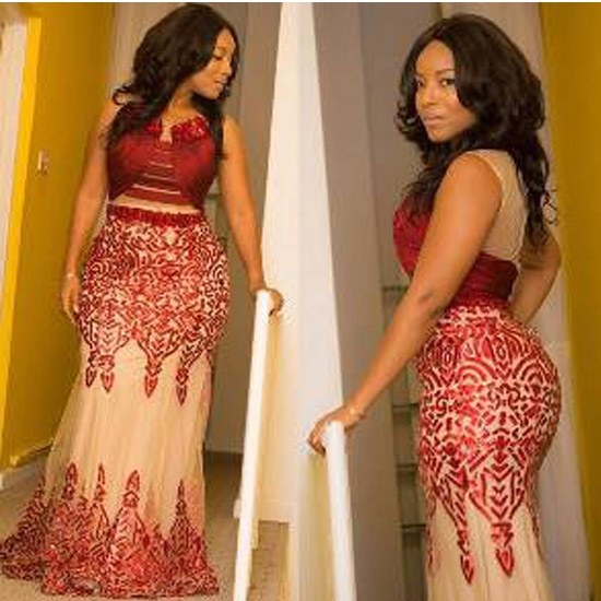 Actress Joselyn Dumas Looks Like Gold In New Photos