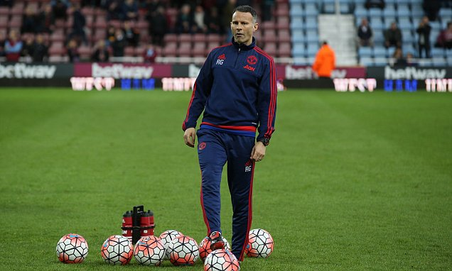 Celtic Boss Target Manchester United Legend Ryan Giggs To Replace Ronny Deila