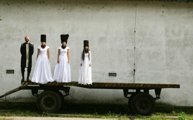 Ukrainian Quartet DakhaBrakha Coming To Stanford