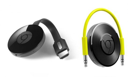 Google Launches Chromecast Audio In India