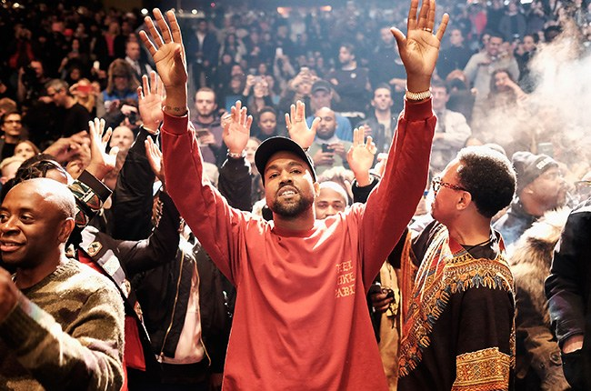 Kanye West Makes History As Life Of Pablo Tops Billboard Chart With Streaming Majority Number One