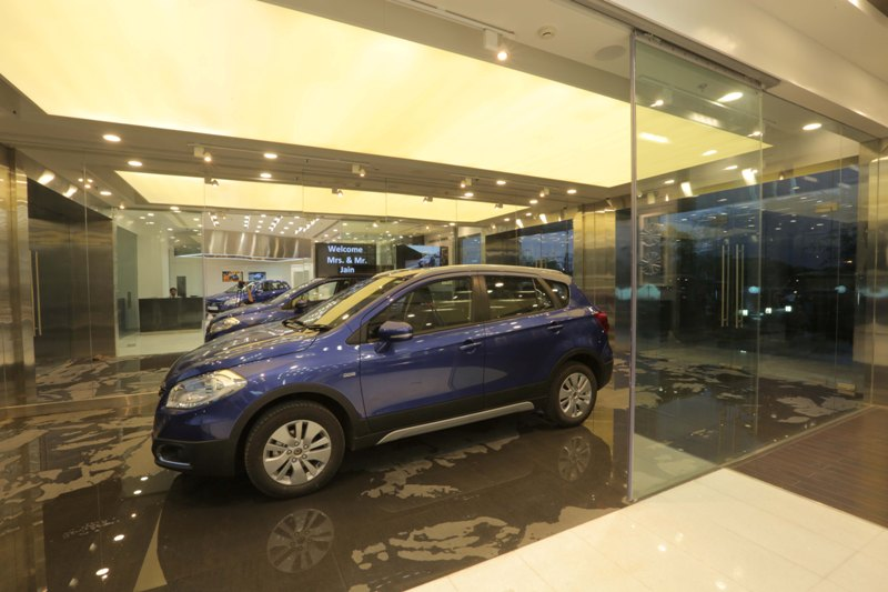 Maruti-Suzuki-Launch-Exclusive-Service-Facility-In-India-For-Nexa-Customers