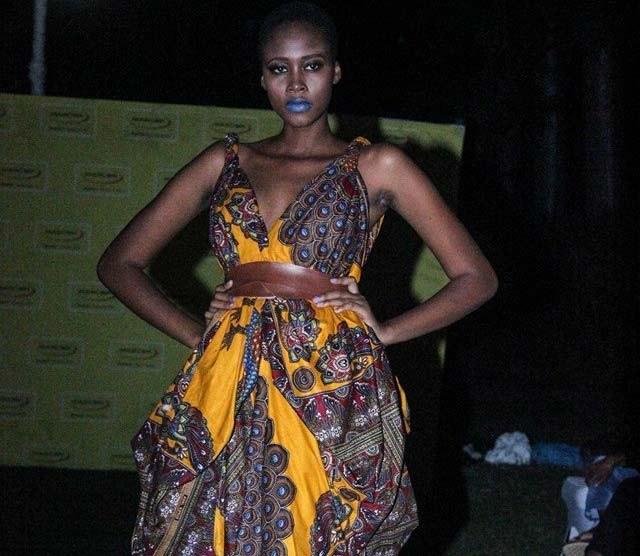 Oh My! The Rustic Look at Botswana fashion