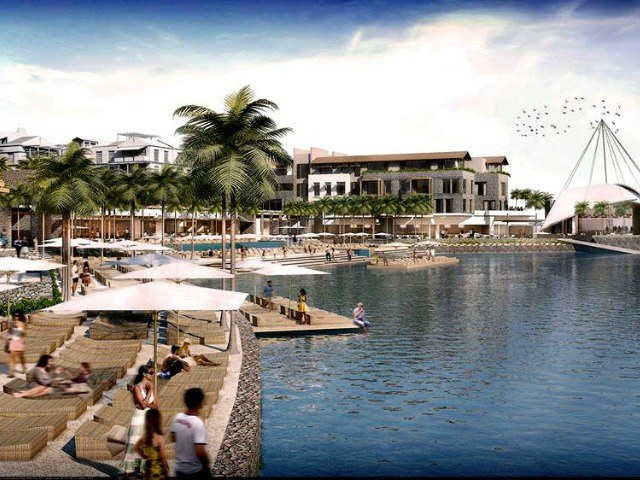 Montenegro Turns Naval Base into Luxury Resort