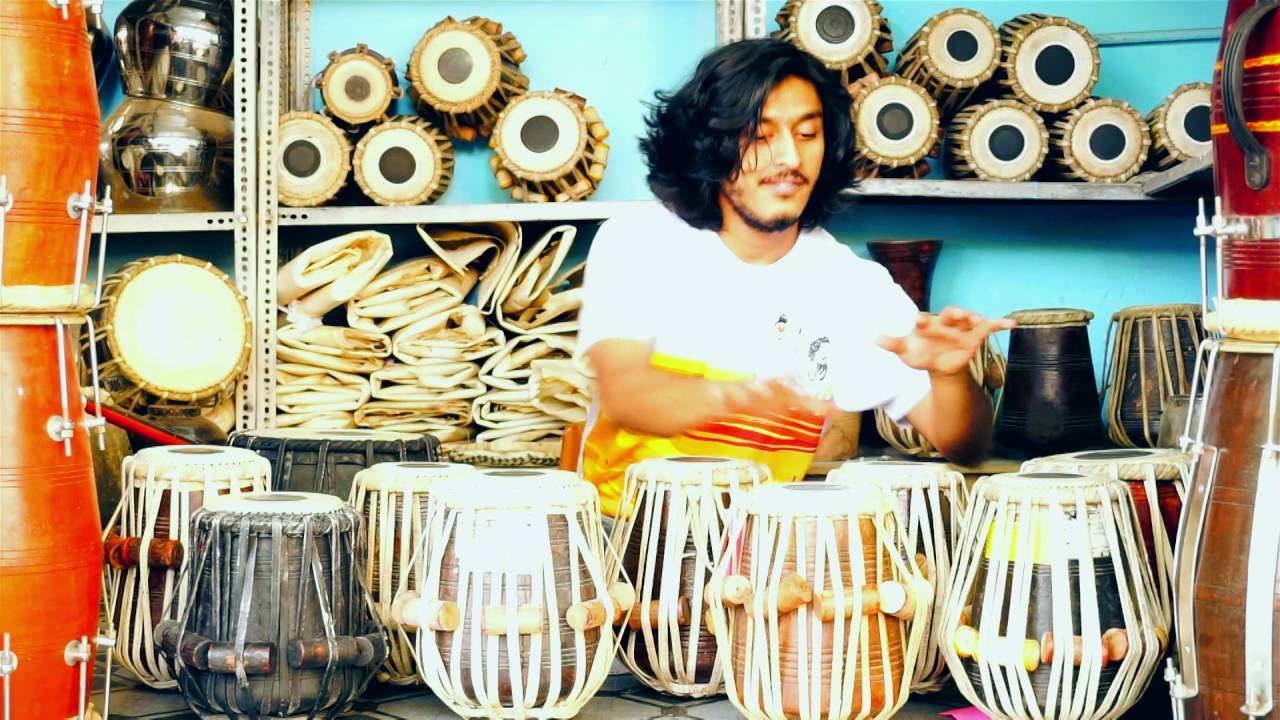 Mumbai-Artist-Covers-Game-Of-Throne-Theme-Song-On-Percussion-Instrument