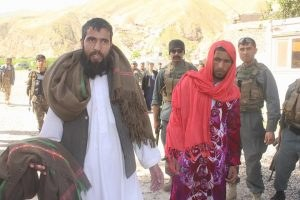 Taliban Militants Disguised As Married Couple Arrested In North Of Afghanistan