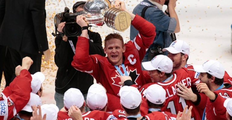 Canada Hockey Dominance Reaffirmed With Latest World Title