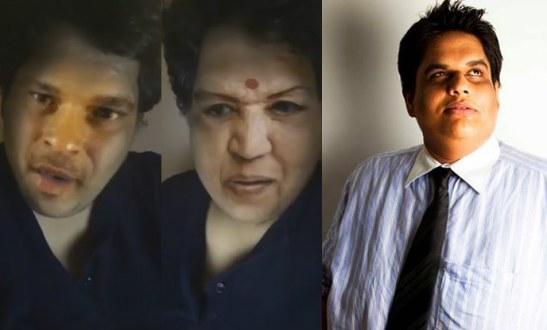 Comedian-Tanmay-Bhat-Snapchat-Video-On-Sachin-Tendulkar-Lata-Mangeshkar- Celebs Slam Comedian