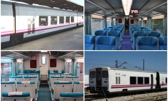 High-Speed Spanish Talgo Train Trial Run Begins, More Runs Ahead
