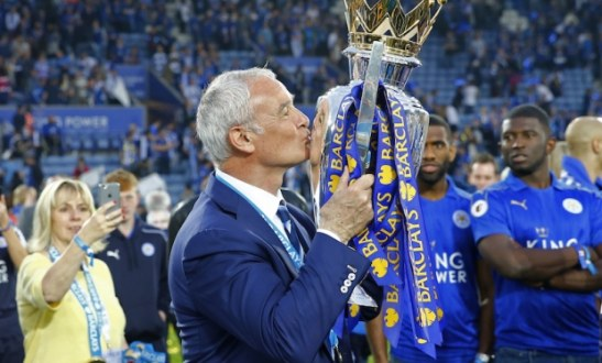 Italian Football Federation chief hopes Leicester City coach Claudio Ranieri can win World Cup for the country