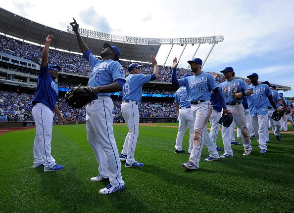 Kansas City Royals Rally Again To Beat The White Sox 5-4