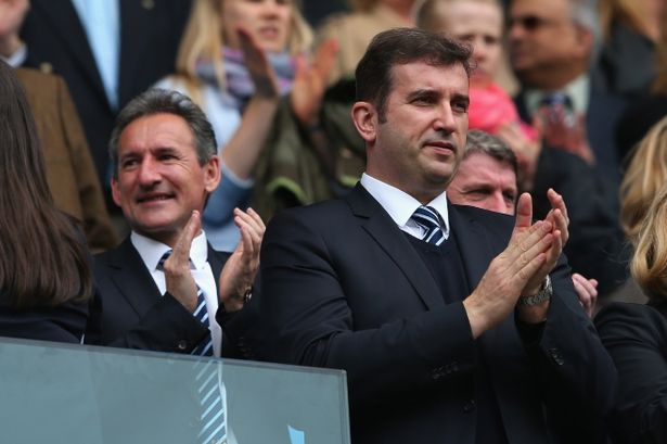 Man-City-CEO-Ferran-Soriano-Is-Free-To-Practise-Business-In-Spain