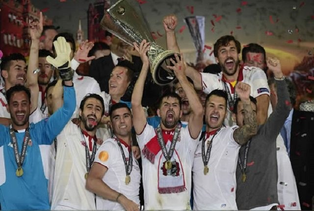 Sevilla Rally Beat Liverpool 3-1 For Third Consecutive Europa League Victory