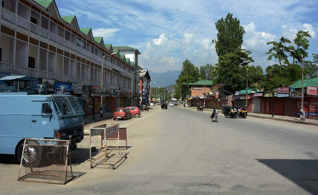 Shutdown In Kashmir Valley Against Soldier Colonies, Pandit Settlements