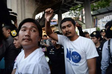 Thailand Bans Rude Opinions And T-Shirt Ahead Of Crucial Referendum