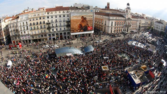 Thousands-Mark-5th-Anniversary-of-Indignados-Movement