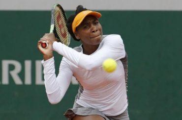 Venus Williams Glad To Have Cracked Her Second-Round Paris Jinx