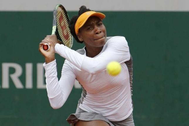 Venus Williams Glad To Have Cracked Her Second-Round Paris Jinx