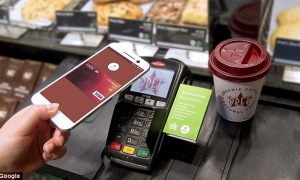 Android Pay UK: Google Launches Phone-based Payment System In UK
