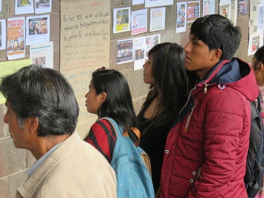 Breathtaking Peru Vacation Trip Shows Importance Of Voting