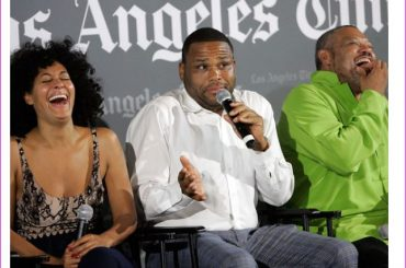 Ellis Ross Anthony Anderson Warm Up For This Sunday BET Awards