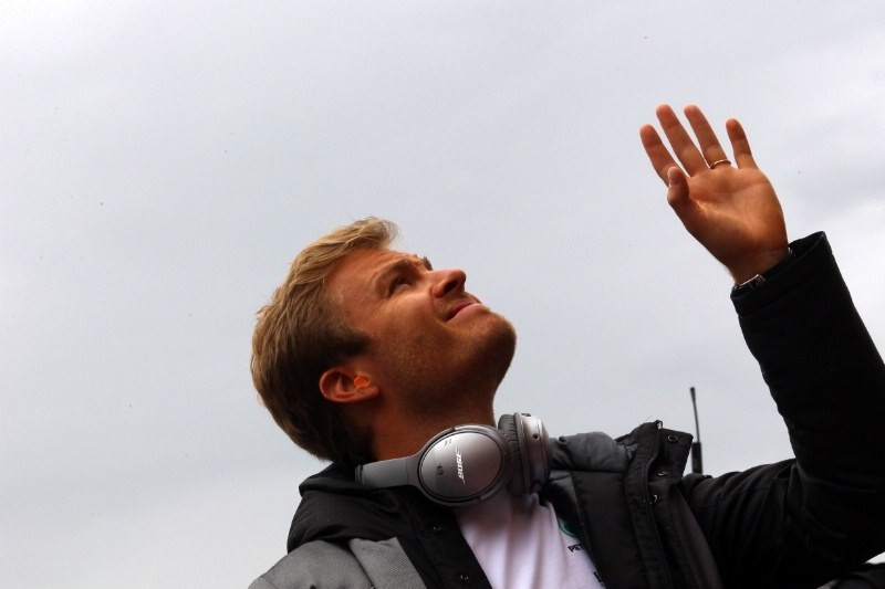Nico Rosberg Wants To Be At Mercedes For Many More Years