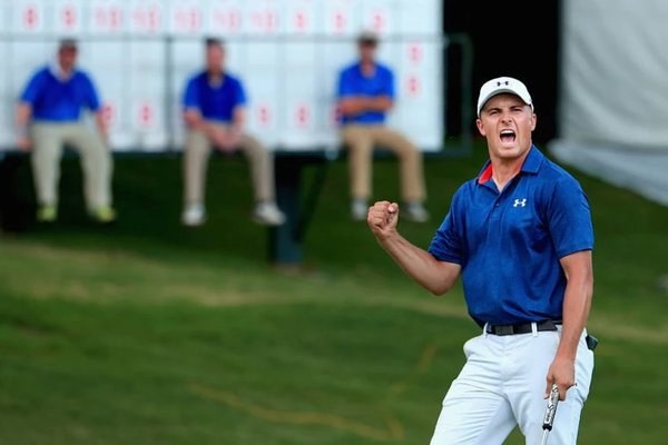 No Fear As Golf Star Spieth Preps For US Open Title