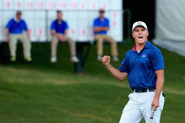 No-Fear-As-Golf-Star-Spieth-Preps-For-US-Open-Title