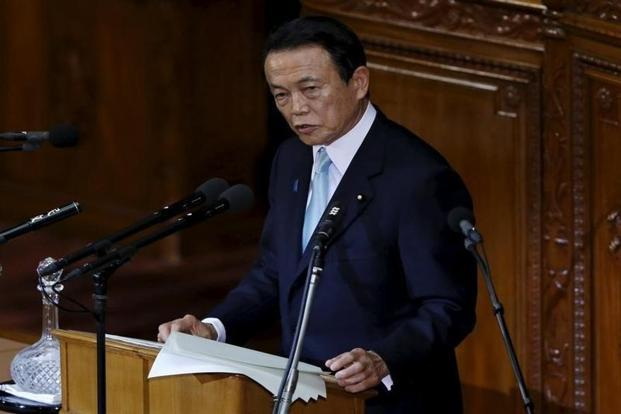 Taro-Aso-Worried-By-Yen-Moves-But-Rules-Out-Early-Itervention