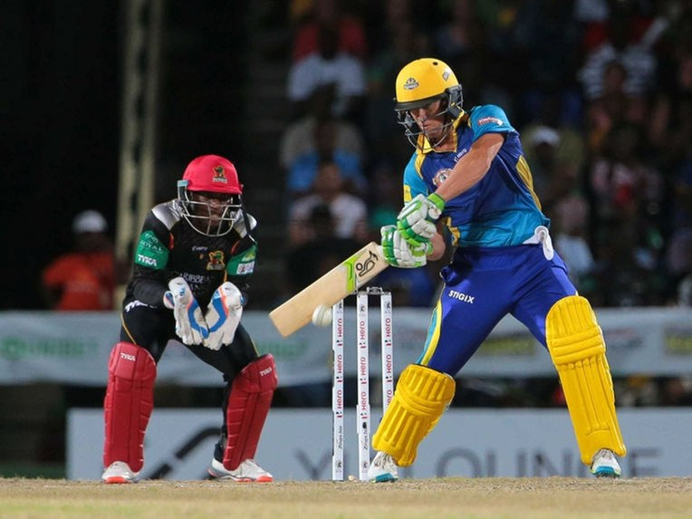 AB de Villiers Roars Back to Form, Helps Barbados Tridents to Emphatic Win