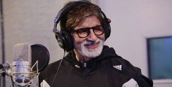 'Big B' to sing National Anthem in India-Pakistan match at Eden