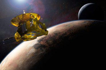 NASA's New Horizons spacecraft spots Pluto's faintest known moons
