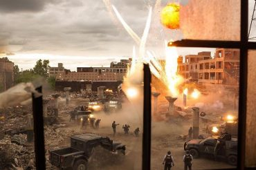 Transformers The Last Knight Show Explosions in next one