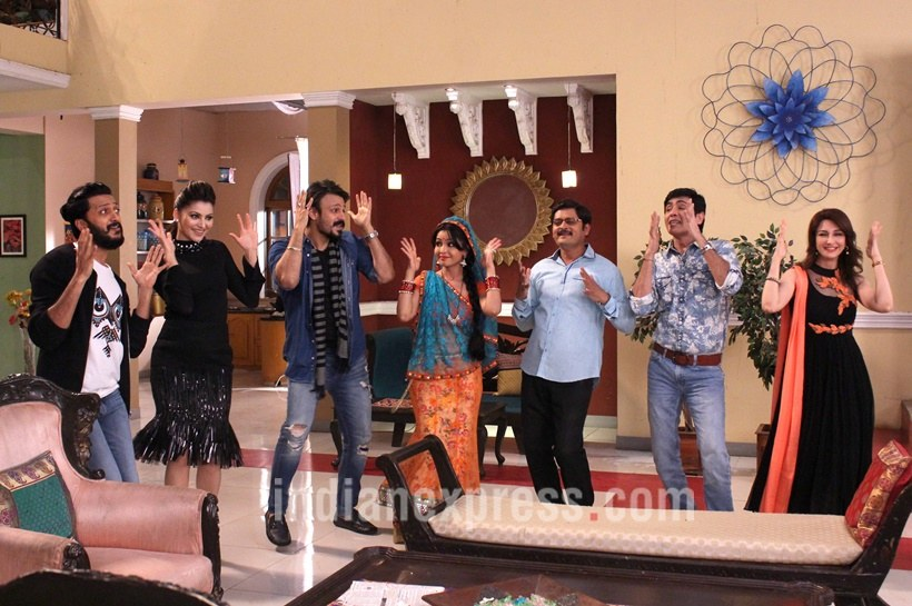 Bhabhi Ji Ghar Par Hai gets a Great Grand Masti tadka on the show
