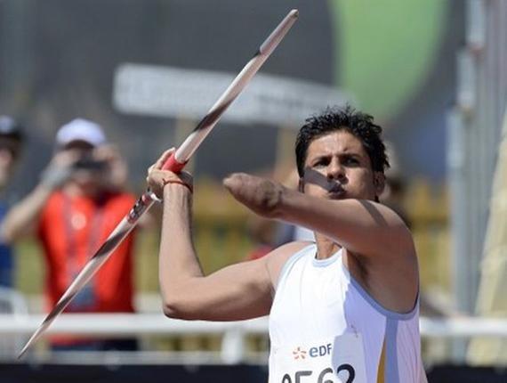 Devendra Jhajharia wins gold medals in Paralympics